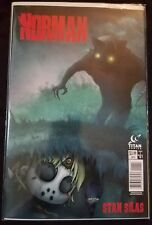 NORMAN #1 COVER A STAN SILAS TITAN COMICS BRAND NEW FIRST PRINT