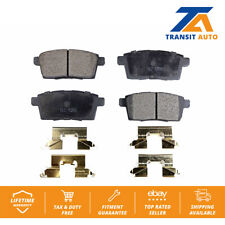 Rear TEC Ceramic Brake Pads Fits Ford Edge Mazda CX-9 CX-7 Lincoln MKX