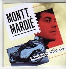 (CM862) Montt Mardie, Modesty Blaise - 2008 DJ CD