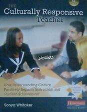NEW K-12 Culturally Responsive Teacher Impact on Culture Teaching DVD Set SEALED