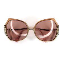 244e35216900 Tura Eyeglass Frames Mod TL 378 Pink Gold Vintage RX Sunglasses 56-18-140