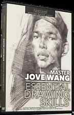 Master Jove Wang: Essential Drawing Skills - Art Instruction DVD
