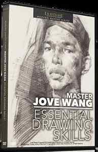 Master Jove Wang: Essential Drawing Skills - Art Instruction DVD