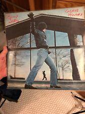 Billy Joel Glass Houses LP 1980 Pr.-V. Good Viny & Cover-Very Minor Sleeve Burn
