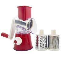 Multifunction Manual Round Vegetable Cutter Slicer Grater Shredder Kitchen Tools