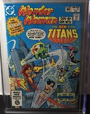 Wonder Woman #287 1982 Cgc 9.8 Teen Titans App/Wolfman/Heck/Movie