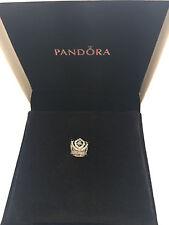 Pandora Silver Disney Elsa's Crown Charm S925 ALE  791588CZB