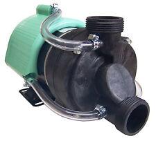 Bathtub Pump: 1.5hp (2hp SPL) w/Air Switch, Cord, Thermal Wrap, 115/230 volts