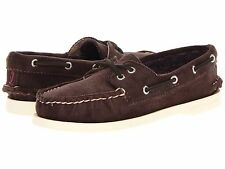 Sperry Top-Sider Women's  Authentic Original Corduroy Boat Shoe Oxford Size 10M