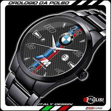 Orologio da polso Bmw nero M Performance carboon look watch black montre noire