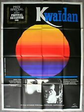 KWAIDAN Affiche Cinéma / Movie Poster Masaki Kobayashi
