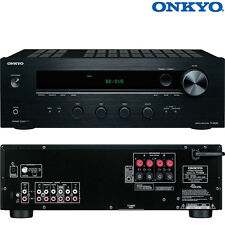 Onkyo TX-8020 Stereo Receiver w/ RI remote control Brand NEW l Authorized Dealer