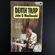 John D MacDonald - Death Trap - Pan Paperback - 1964