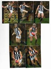 1996 Select Centenary Classic Gold COLLINGWOOD Team Set ****