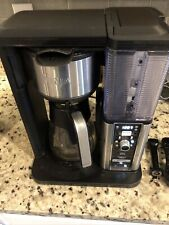 Ninja Specialty Coffee Maker, with 50 Oz Glass Carafe, Black