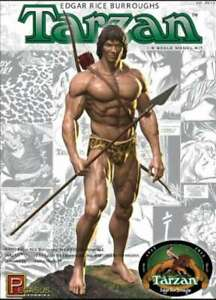 Tarzan 1/8 Scale Model Kit 707600090133