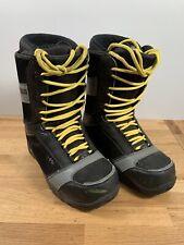 Mens Thirtytwo Snowboard Boots / Size UK 12 Black