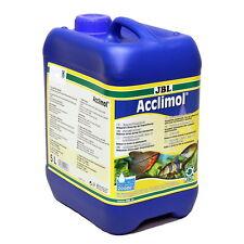 JBL Acclimol 5 Liter  Anti Stressmittel Eingwöhnungsschutz Aloe Vera