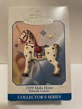 1939 Mobo Horse - 1998 Hallmark Ornament
