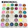1 pot 36 Mix Color Glitter UV Gel Builder Nail Art Polish Tips Decorations 5ML