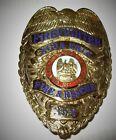 Agua Fria New Mexico Firefighter Badge-Entenmann Rovin