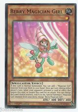Berry Magician Girl MVP1-EN014 Ultra Rare Yu-Gi-Oh Card 1st English Mint New
