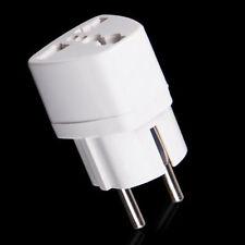 Europe Socket Plug Travel Converter Power Adapter UK/US/AU To EU