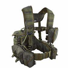 SSO / SPOSN Tactical Vest Smersh SVD Olive Russian Army Spetsnaz Belt System