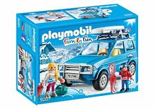 Playmobil Family Fun 9281 - Coche todoterreno con baca - New and sealed
