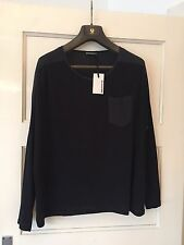 Drykorn Shirt / Bluse Enya Gr.S schwarz *Neu*