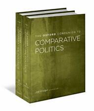 The Oxford Companion to Comparative Politics: 2-Volume Set (Oxford Companions t
