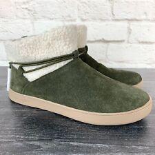 NEW! Koolaburra UGG Women's Size 8 Olive Green Isana Boots