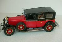 1935 Mercedes-Benz 770K Pullman Limousine- Franklin Mint diecast model