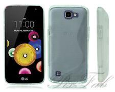 Fundas y carcasas LG color principal transparente de silicona/goma para teléfonos móviles y PDAs