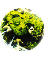 Marvel DyeMax Disc Golf Dynamic Discs Incredible Hulk Fuzion Truth 179g New