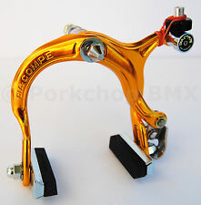 Dia-Compe old school BMX reissue 883 Nippon bicycle REAR brake caliper GOLD