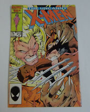 The X-Men #213 (1st Print) 9.4 NM Marvel 1986