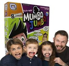 Mumbo Jumbo Guess The Word Jibber Jabber Mouth Piece Family Game Toy R03 0304