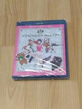 Yurikuma Arashi Blu-ray & DVD Anime Brand New and Sealed