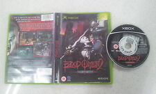 Blood Omen 2 The Legacy Of Kain Series Original Xbox Game PAL Complete Version02