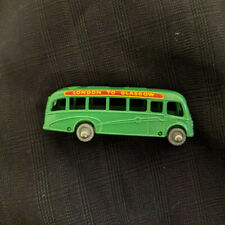 Lesney Matchbox London to Glasgow bus 21a Bedford Coach Green