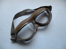 Vintage WW2 US Navy Seesall Flight Goggles (Original)