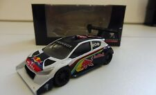 "PEUGEOT 208 T16 Pikes Peak 1/64 ""3 Inche"" Norev Diecast Neuf Boite"