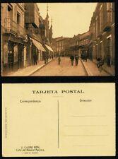 Tarjeta Postal Ciudad Real. Calle del General Aguilera. Nº 2. FOTO ROISIN.