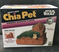 Star Wars Convention Exclusive Jabba The Hutt Chia Pet