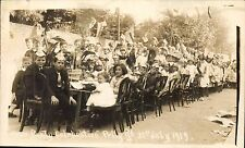 West Ham. Peace Party Celebration, Pelly Road 1919 by Victor Leon, Plaistow.