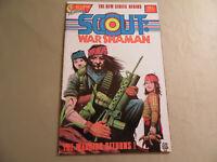 Scout Waar Shaman #1 (Eclipse 1988) Free Domestic Shipping