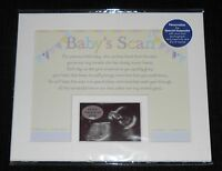 BABY'S SCAN / BABY SHOWER KEEPSAKE PHOTO FRAME MOUNT GIFT PHOTOGRAPH MEMENTO