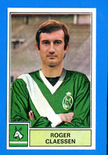 FOOTBALL 1972-73 BELGIO -Panini Figurina-Sticker n. 125 - CLAESSEN -CROSSING-Rec