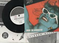 "MICKEY AND THE MOUSES - SHAKE THE ALBERGATOR 45 7"" 1982"
